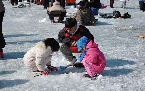 빙어축제, 아침이나 오후 늦게 가야 하는 이유