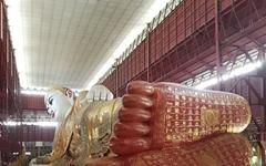 미얀마에서 불교가 차지하는 위치는 '절대적'