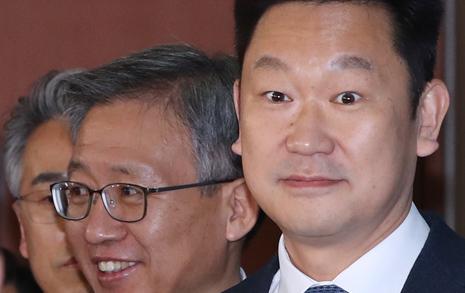 """충북 험지에 '노무현 사위' 출마 """"곽상언 이름 석자로 정치"""""""