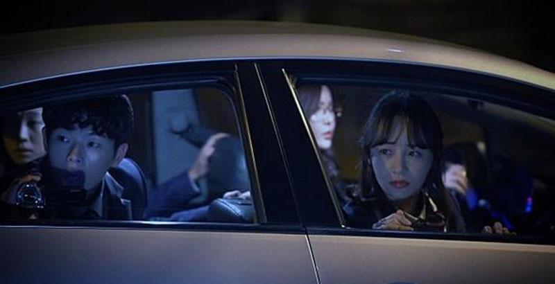 택시에서 갑자기 튀어나온 연쇄살인마... 공포의 절정