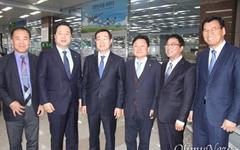 김두관 차출에, '양산을-경남 예비후보' 엇갈린 반응