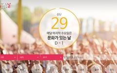 경자년 첫 '문화의 날'... 전국서 1161개 행사 열려