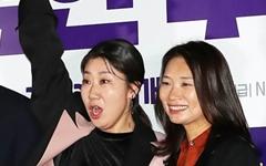 [오마이포토] '정직한 후보' 사이다 폭격!