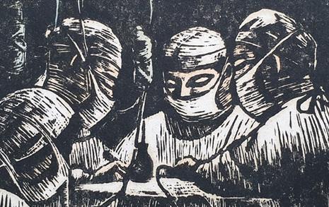 유럽에서 무려 18년... 한국 미술계가 주목한 미술가
