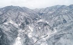 [사진] 설악산에 드디어 눈이 내렸다