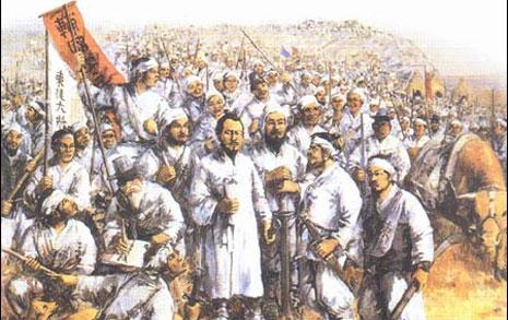 동학 북접, 농민혁명에 참여키로