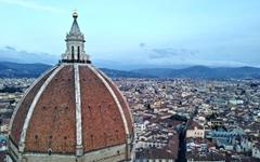피렌체의 두오모가 위대한 건축물인 건 알겠는데...