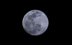 [모이] 구례 하늘에 뜬 '정월대보름 달'