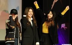 [오마이포토] 이예준-유성은, 지세희 화이팅!