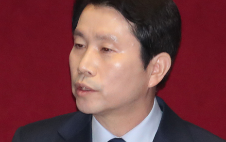 """이인영 """"임미리 교수 논란 여당 원내대표로서 송구"""""""