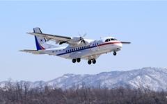 공군3호기, 하네다공항 도착... 한국인 6명, 일본인 1명 이송예정