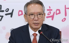 """김형오, 이혜훈 컷오프설에 """"원칙"""" 강조... 홍일표 지역구 전략공천"""