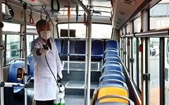 대전시, 코로나19 확진자  이용 시내버스 동선 공개