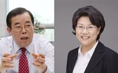 박성중 0.4%p차 승리... 이혜훈 기사회생