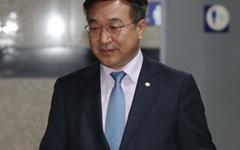 민주당 불출마 의원들 앞에서 '비례연합정당' 꺼낸 윤호중