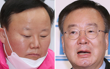 TK에서 서울로 옮긴 통합당 김재원·강효상 공천 탈락
