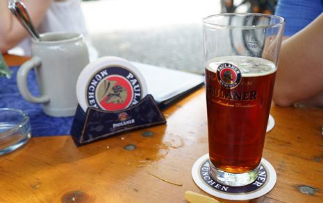 독일 파울라너의 대표 맥주에 이런 의미가?