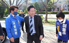 """'창원성산' 후보 단일화? 양정철 """"중앙당 방침은 단일화 없다"""""""
