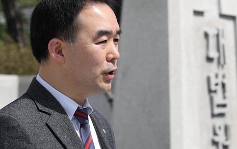 """채이배 """"위성정당, 통합당의 원죄·민주당의 배신 탓"""""""
