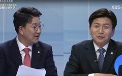 [4.15총선] 초접전 강릉, 민주 김경수 소득세 축소 신고 논란
