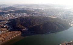 백제왕도 핵심유적 '부여 부소산성' 발굴조사 개시