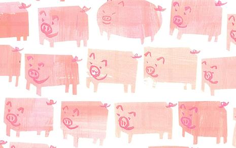'네모난 돼지'는 천국에 간다는데 왜 이렇게 부끄럽지?