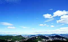 [사진] 비온 뒤 북한산, 맑음입니다