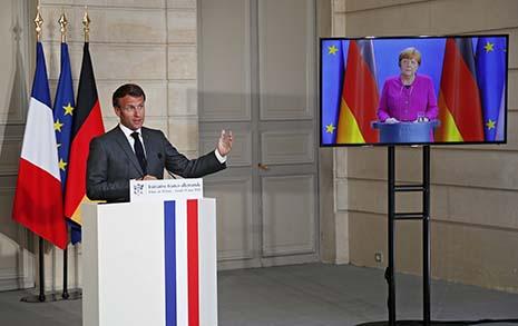 '코로나 재건' 독일·프랑스가 택한 네 가지 키워드