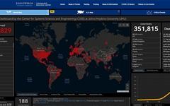 전 세계 코로나19 사망자 35만 명 넘어... 미국 10만 명 '최다'