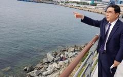 """허성무 창원시장, 바다의날 """"수영하는 마산만 만들자"""""""