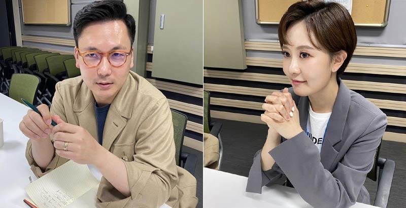 """""""'뉴스안하니' 통해 아나운서의 매력 알리고 싶어"""""""