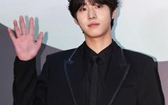[오마이포토] '백상' 안효섭, 달콤 눈빛