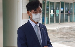 불법인사 혐의 김한근 강릉시장 징역6월 구형... 김 시장 '당황'