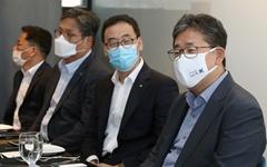 """박양우 장관 """"콘텐츠 제작 현장에 투·융자 자금, 적시 공급"""""""