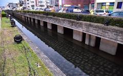 [진주] 도동지역 중앙배수로에 남강물 흘러