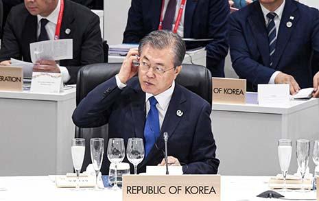 '한국은 빼고 가자' - '내가 결정'... 세계 두 정상의 속내