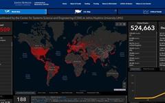전세계 코로나19 확진 1100만명 넘어... 미국 또 최고치