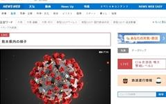 일본, 하루 코로나19 새 확진자 274명... 긴급사태 해제 후 '최다'