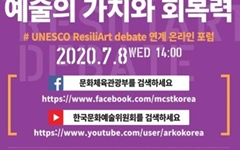 코로나19 이후 예술 생태계의 미래... '예술포럼' 개최