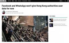 중국, '홍콩 보안법' 놓고 영국·캐나다와 외교 갈등 격화