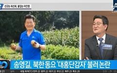 북한 동요 '대홍단 감자', 채널A 해석 그때그때 달라요