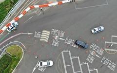 순찰대, 고속도로 입구에 'S'자 구간 만드는 이유는?