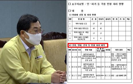 [단독] 경주시, 시의회 감사 때 '최숙현 진정' 누락 보고했다