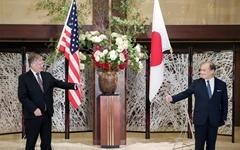 """비건, 일본 당국자 만나서도 """"북한과 대화 준비돼 있어"""""""