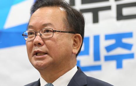"""김부겸 """"영남 300만표 책임, 대선 이기는 든든한 후견인 되겠다"""""""