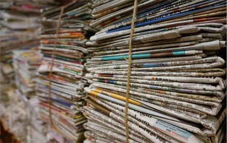 '코로나 충격' 영국 신문들의 이례적 요청... 드러난 사실들