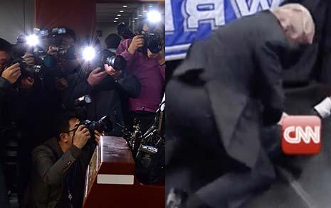 대통령의 거짓말, 언론의 거짓말