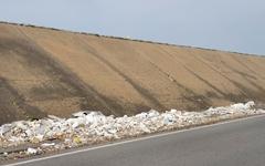 태풍에 밀려온 해양쓰레기로 당진바다 골병