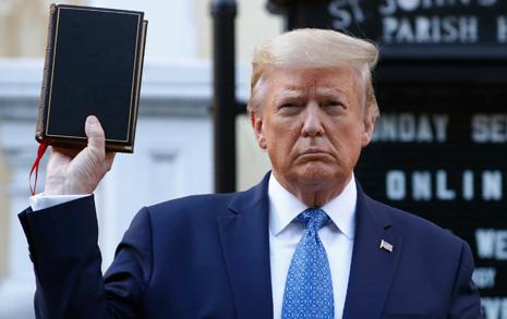 대법관 지명 '빨리빨리'... 트럼프의 치밀한 행간