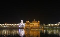 시크교 최대 성지, 암리차르 황금 사원